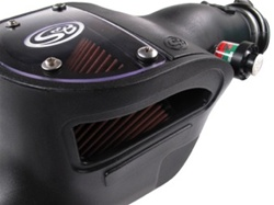S&B COLD AIR INTAKE - F SERIES 2008-10, 6.4L PSD F250, F350, F450, F550